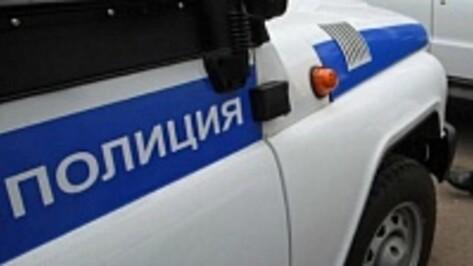 Полицейские убедили жителя Воронежской области заявить о грабеже
