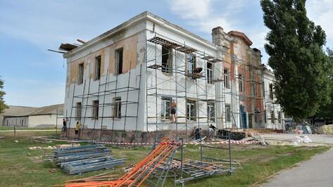 Митрофановскую школу искусств в Кантемировском районе обновят за 4 млн рублей