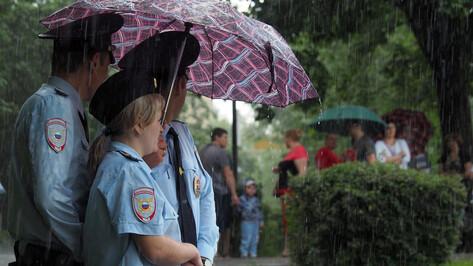Синоптики спрогнозировали небольшой кратковременный дождь в День города в Воронеже