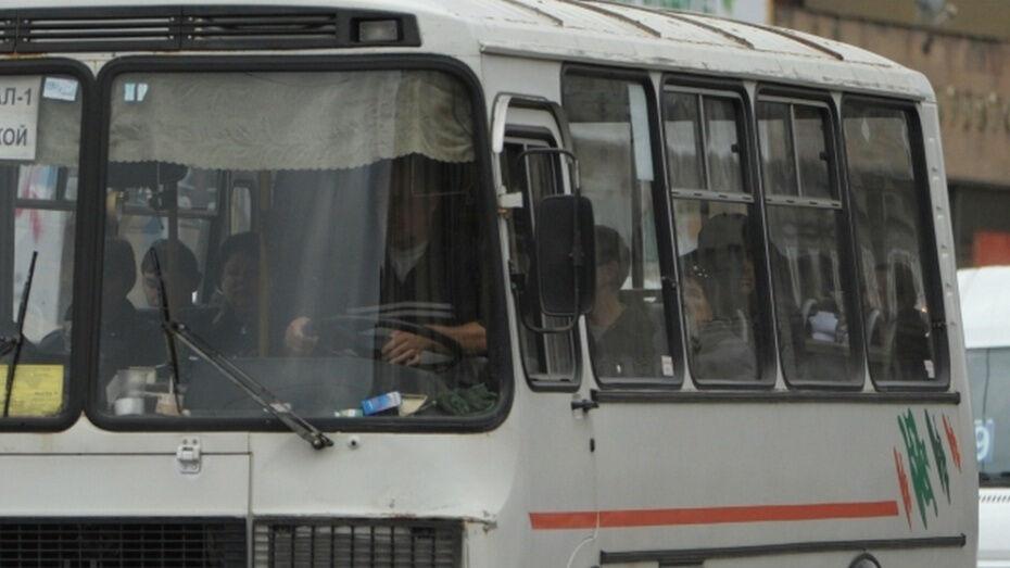 В Воронеже с 1 января изменится схема движения автобуса №11