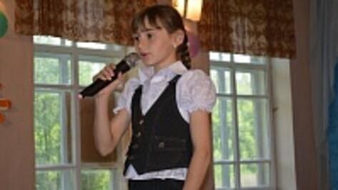 В Петропавловском районе прошел областной детский поэтический фестиваль «Проба пера»