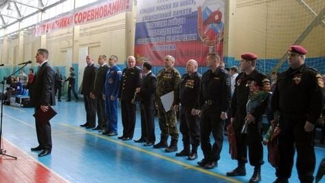 Воронежцы увидят показательные выступления бойцов СОБР