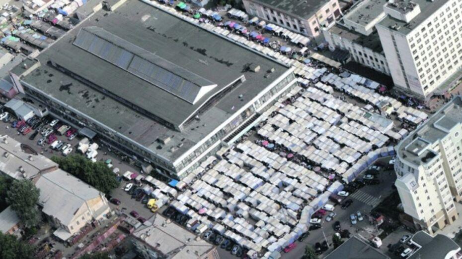 Центральный рынок Воронежа будет работать по концепции «колхозного»