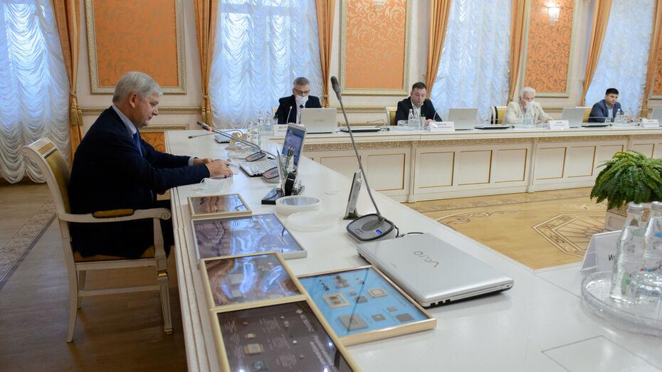 В Воронежской области предложили создать первый в России Центр технологических компетенций