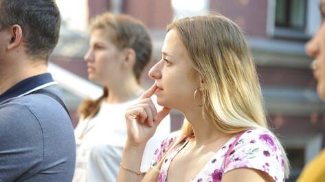 Город на языке жестов. В Воронеже прошла первая обзорная экскурсия с сурдопереводом