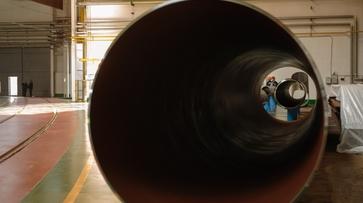 В Воронежской области запустили уникальное производство высокопрочных труб