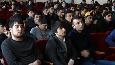 Представители мусульманского сообщества встретились со студентами Воронежского ГУИТ