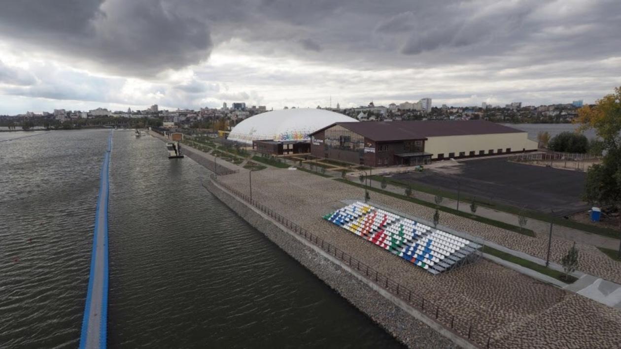 Центр гребли и спортивный кластер. Как стала выглядеть дамба Чернавского моста в Воронеже