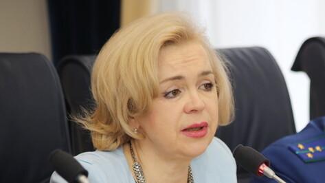 Елена Литвинчук останется председателем воронежской КСП до 2023 года