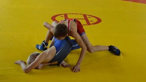 Эртильцы завоевали шесть медалей в первенстве по вольной борьбе в Воронеже