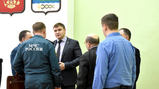 В Воронежской области подготовились к возможному паводку