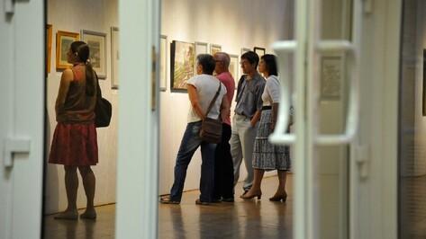 Воронежские художники прочтут лекции о современном искусстве в торговом центре