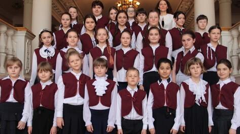 Семилукский хор занял первое место на областном конкурсе