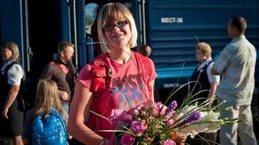 Воронежская пловчиха Нина Рябова взяла третье «золото» Всемирных игр