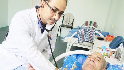 Терапевт-кардиолог из Дели возглавил кардиологическое отделение Бобровской ЦРБ