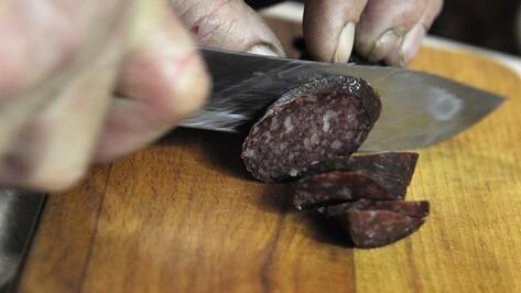 Россельхознадзор уничтожил 27 кг колбасы в Воронежской области