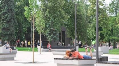 На городскую среду в Воронежской области в 2022 году направят более 1 млрд рублей
