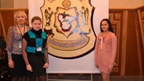 Репьевские школьницы победили в  областном конкурсе «Край Воронежский православный»