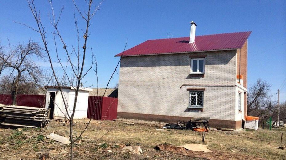 Воронежец обворовал 20 строящихся домов