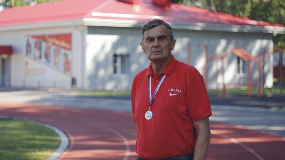 Аннинский спортсмен выиграл «серебро» на Кубке России по легкой атлетике