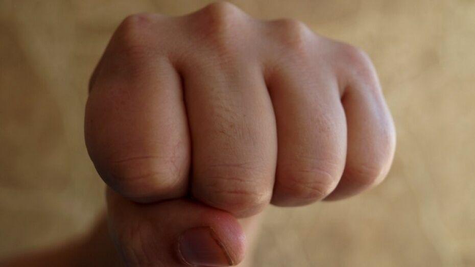 Житель Воронежа ответит в суде за избиение знакомого до смерти