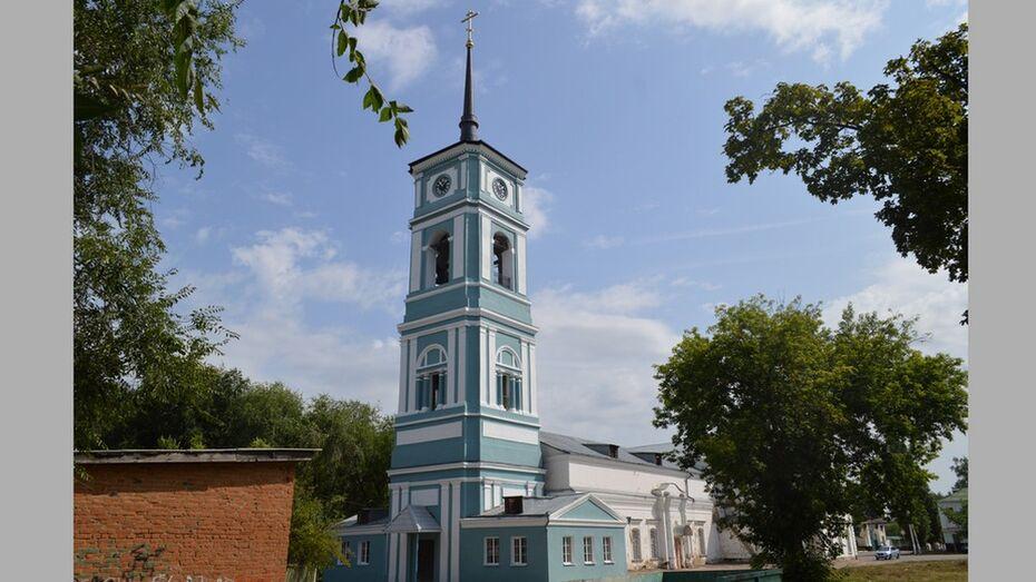 На колокольне Преображенского собора в Павловске появится архитектурная подсветка