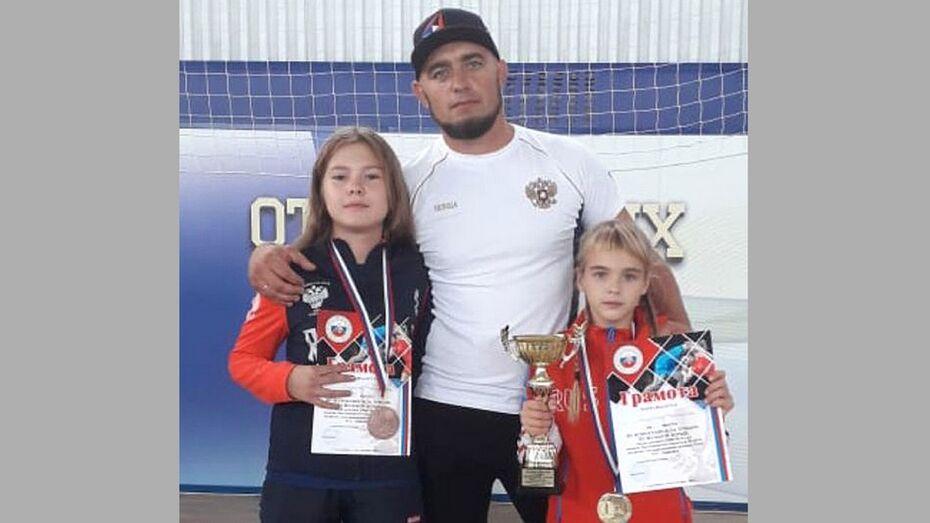 Лискинская спортсменка привезла «золото» со Всероссийского турнира по вольной борьбе