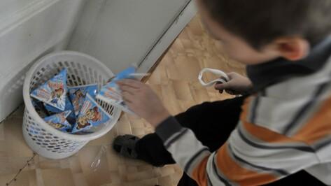 В Левобережном районе Воронежа школьники снова перестали получать молоко