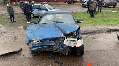 Под Воронежем в ДТП пострадали 5 человек: среди них двое 5-летних