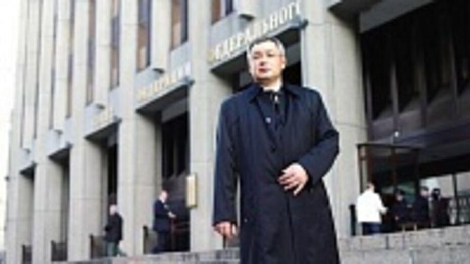 Следственный комитет назвал причину задержания бывшего сенатора от Воронежской области Глеба Фетисова