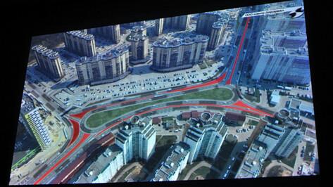 Строительство дороги от Шишкова до Тимирязева в Воронеже разобьют на 2 этапа