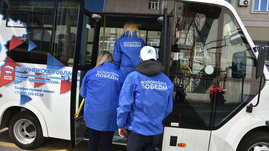Приуроченный ко Дню добровольца марафон #МыВместе стартует в Воронежской области