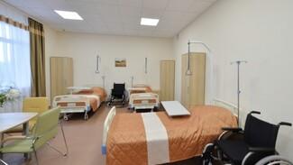 В Алферовке Воронежской области открыли психоневрологический интернат на 128 мест