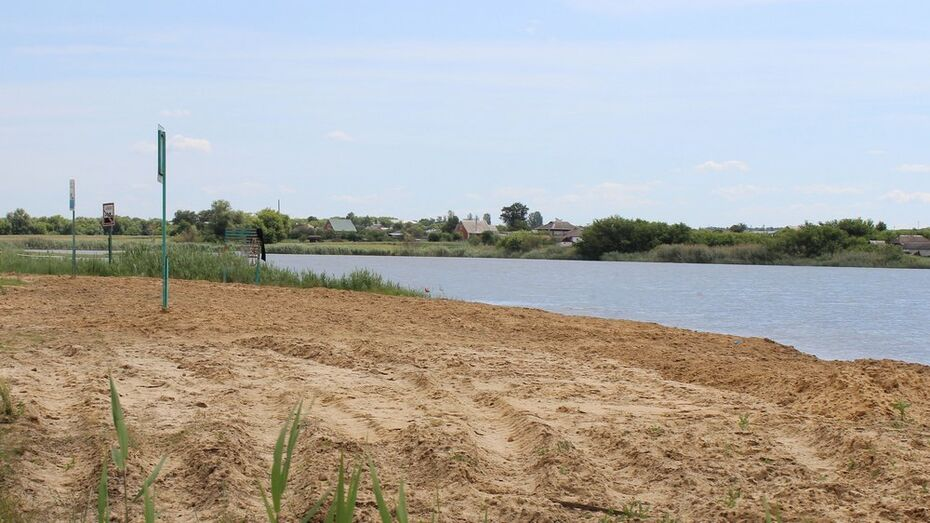 В Грибановском районе в Димитровском пруду утонула 45-летняя женщина