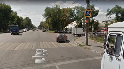 В Воронеже на 100 м перенесут остановку «Текстильщиков» на проспекте Труда