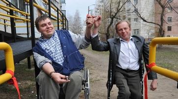 В Воронеже появился идеальный безбарьерный дом для инвалидов