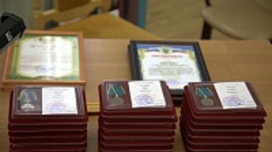 Воронежские следователи отметили профессиональный праздник