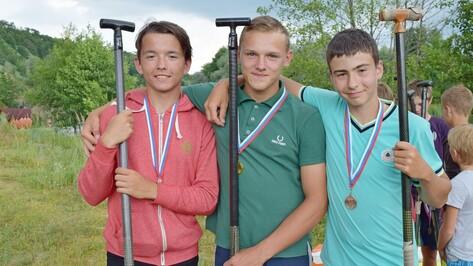 Рамонский кадет стал чемпионом области по гребле на байдарках и каноэ