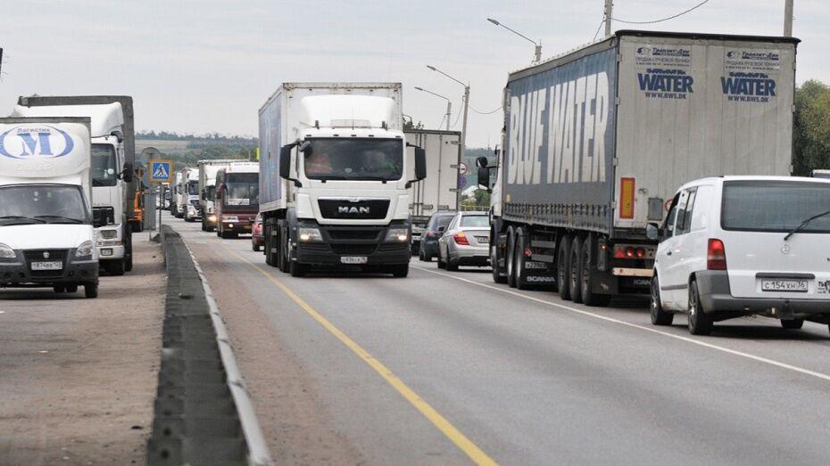Дорожники пообещали ремонтировать трассу «Дон» в Воронежской области по ночам
