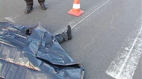 На бульваре Победы в Воронеже водитель «семерки» насмерть сбил человека