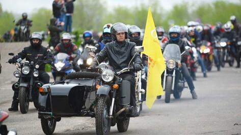 «Авто для тела, мото – для души». На каких мотоциклах открыли сезон воронежские байкеры
