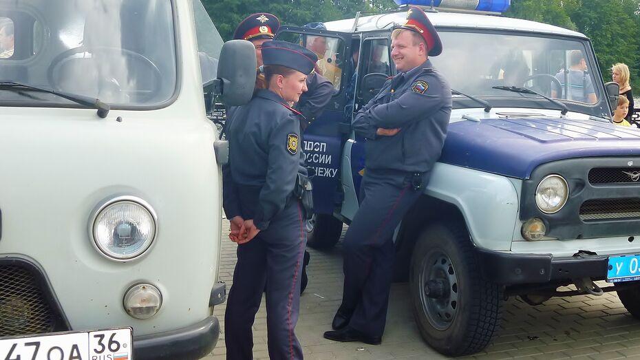 Поворинских полицейских проверяют на предмет превышения должностных полномочий