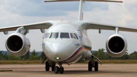 В Воронеже начались испытания шестого Ан-148 для Минобороны РФ