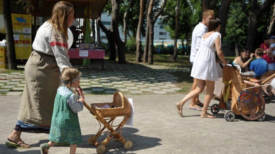 В Воронежской области запланировали благоустройство 172 парков и скверов к 2020 году