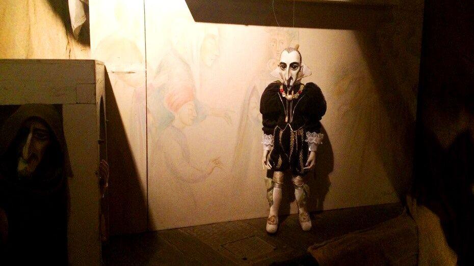 Воронежский театр «Шут» даст мастер-класс по созданию кукол для ужасов