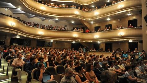 Воронежские театры за полгода заработали 150 млн рублей
