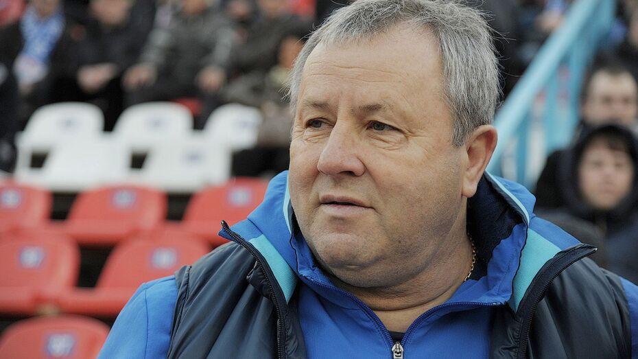Тренер воронежского «Факела» Павел Гусев: «Это была истинно кубковая игра»