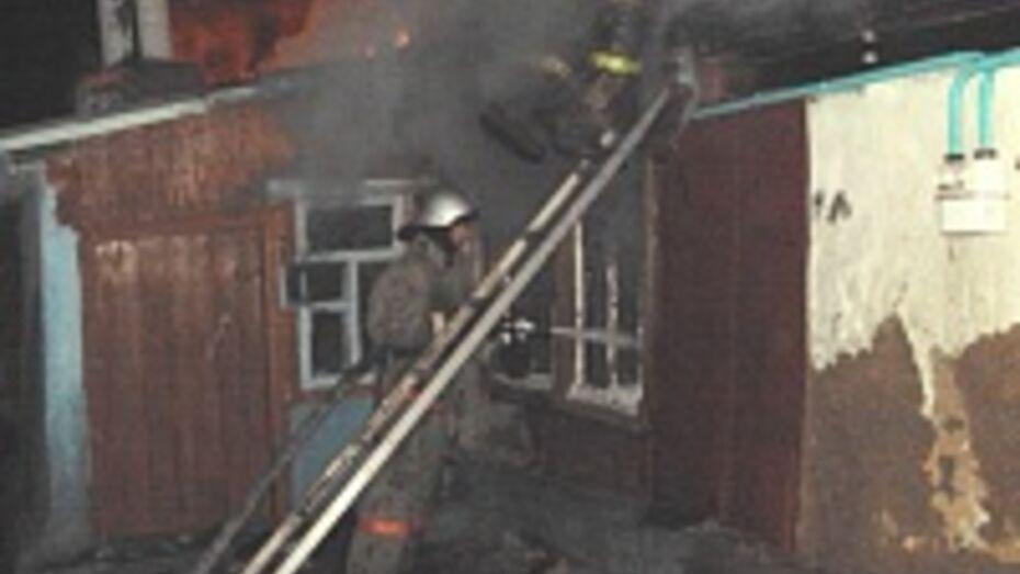В Воронеже 2 мужчин погибли в результате пожара на Левом берегу