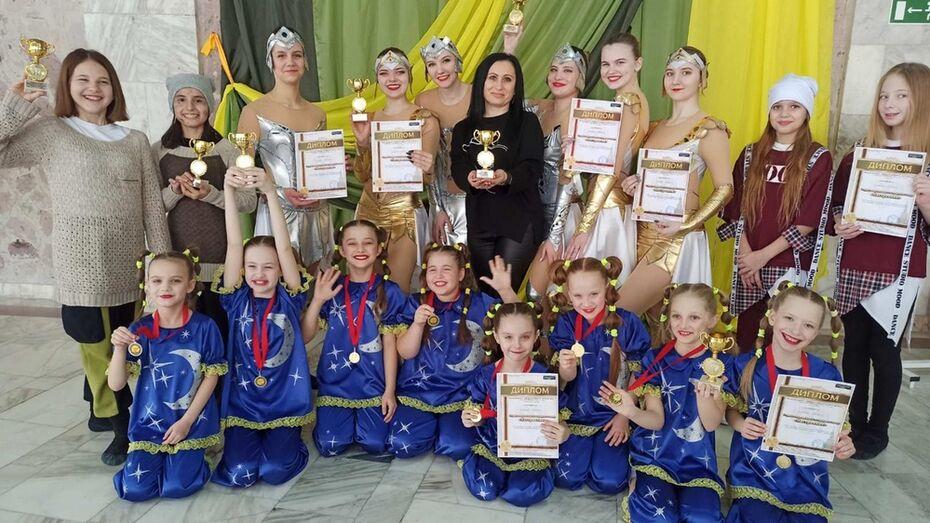 Лискинские танцоры стали лауреатами Международного фестиваля-конкурса «Гордость России – 2021»