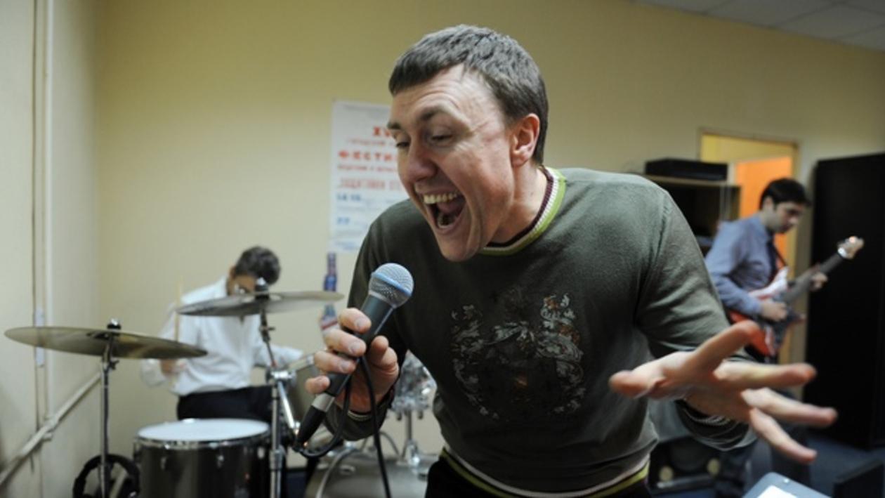 В Воронеже работает настоящая рок-полиция